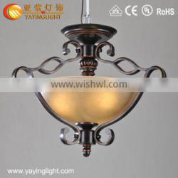 modern minimalist atmosphere creative personality ceiling lamps,glass restaurant bedroom ceiling lamps