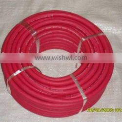 metal-welding and cutting rubber hose