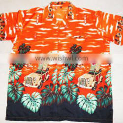 MEN BEACHHAWAIIAN SHIRTS