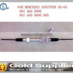 Brand new Power Steering Rack 9014600800 901460 0880 for MERCEDES SPRINTER 95-04 RHD with high quality and very competive price