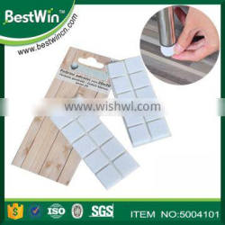 SGS certification non-slip products high quality felt pads