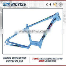 aluminum Alloy frame mid drive motor electric bicycle frame China