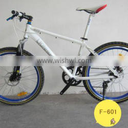 Lionhero Colorful Mountain Bicycle&White bike