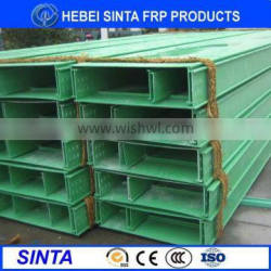 High strength grp cable trunking, pvc cable trunking