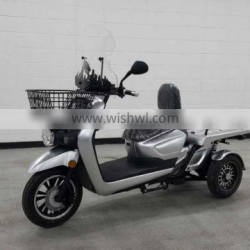 2.2KW electric three wheel scooter for delivery