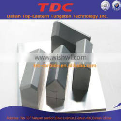 Tungsten carbide shield cutter with good performance