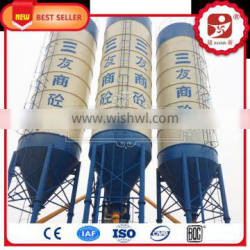 Environment friendly 100t cement silo manufacture for sale with CE approved