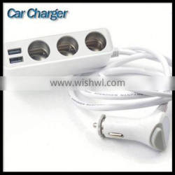 Factory Price High Quality With Usb Plug Car Charger