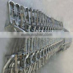 Welding Metal frame and bicycle part