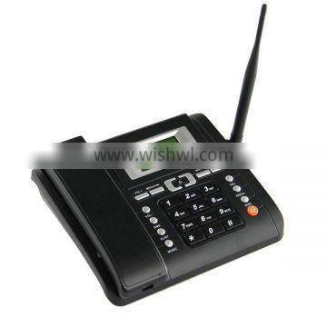 Programmable telephones gsm fixed wireless terminal