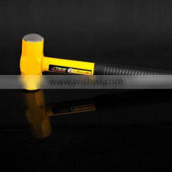 2016 hot sell free sample Sledge hammer with steel handle