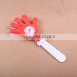 OEM customized design logo for promotional fan hand clapper