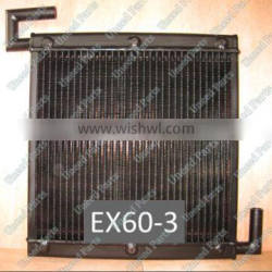 Factory direct supply Hitachi EX60-3 hydraulic oil cooler