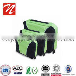 2016 Portable Foldable Travel Packing Cubes Bag 3 Pieces Set for Traveiling, hiking