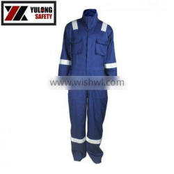 Industrial Safety 100% Cotton Fire Retardant Washable Coverall