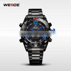 2015 weide Business watch Style Stainless Steel Men Watch WH2310