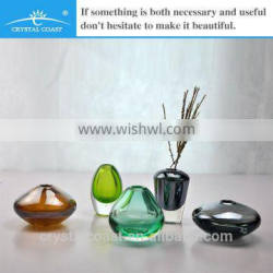 wholesale glass aroma reed diffuser bottle oem