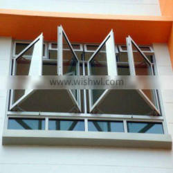 Double Glazing Aluminium Casement Windows