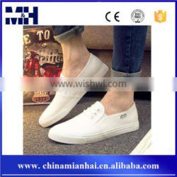 Brand Casual Sport Flats Canvas Slip on Shoes Made in China