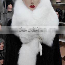 Ladies European Style Real Fox Fur Scarf