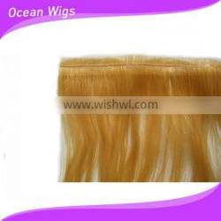 100% remy hair double tape glue tape skin weft brazilian natural hair extension