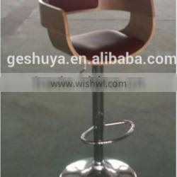 Cheap modern used commercial bar stools high chair