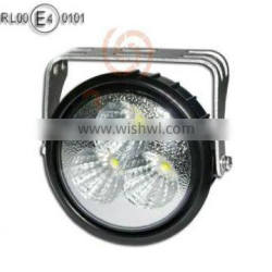 waterproof high power led tractor working lamp