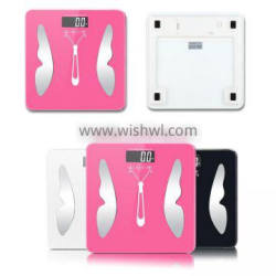Bluetooth smart scale 180kg Bluetooth for human body composition analyze body fat, muscle APP for android and IOS device