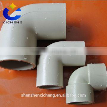 New design ppr large-diameter pipe elbow with great price