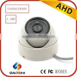 720pP/1MP IR CUT COMS Dome Indoor Analog AHD cctv Cameras