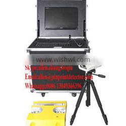 Pinpoint Factory AT-3000 Auto digital line scan camera portable under vehicle inspection system (UVIS) for Airport, prison