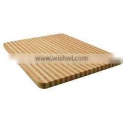 promotion strips bamboo cutting board wholesale