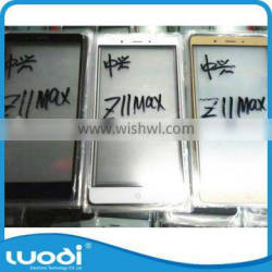 Replacement Front Screen Glass Lens for ZTE Nubia Z11 max