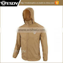 High quality men waterproof breathable jackets