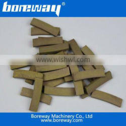 boreway supply diamond segment for cutting marble