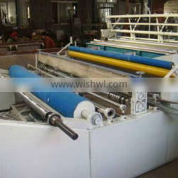 bobbin paper cutting rewinding machine