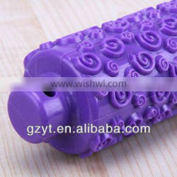 Fondant Decorating Embossing Texture Impression Spiral Pattern Rolling Pin