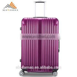 alibaba china new product 2015 External Caster and Suitcase Type trolley luggage