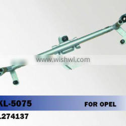 KL-5075 Windshield Wiper Linkage for OPEL, front linkage, 1274137