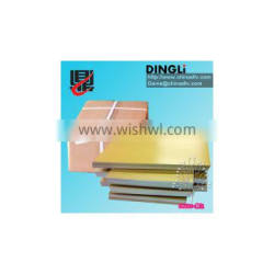 PVC Gold core of inkjet printing 300 micron sheet for card making