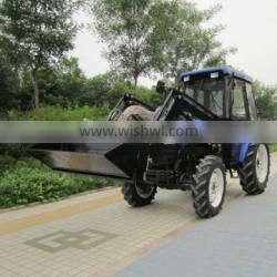 TZ05D 45-60HP cabin tractor front end loader for sale