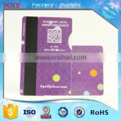 MDC906 125KHz /13.56MHz/ uhf EM RFID Card with chip for Access control