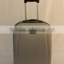 hard shell ABS PC gentleman turn 360 hard side trolley luggage