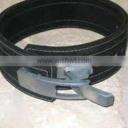 Leather Weight lifting belts/leather weight lifting lever belt/leather weight lifting power belts/WB-LB-2181