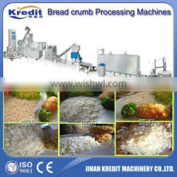 Bread Crumb Processing Machines For Fried Chicken