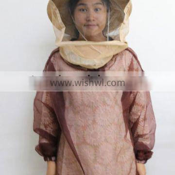 Comfortable Air permeability Bee suit for women beekeeper