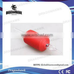 Tattoo Supplier Red Disposable Silicone Tattoo Grip 30MM