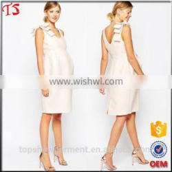 Factory oem product designer one piece party dress evening dresses for pregnant women