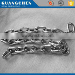 316 stainless steel link anchor chain of ship