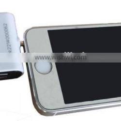 Headphone Interface UHF Read Card Reader Support Android, IOS